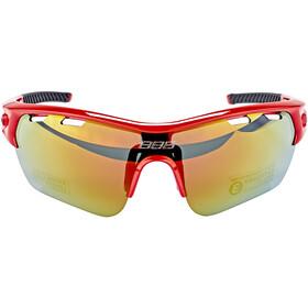 BBB Select XL BSG-55XL Briller, gloss red